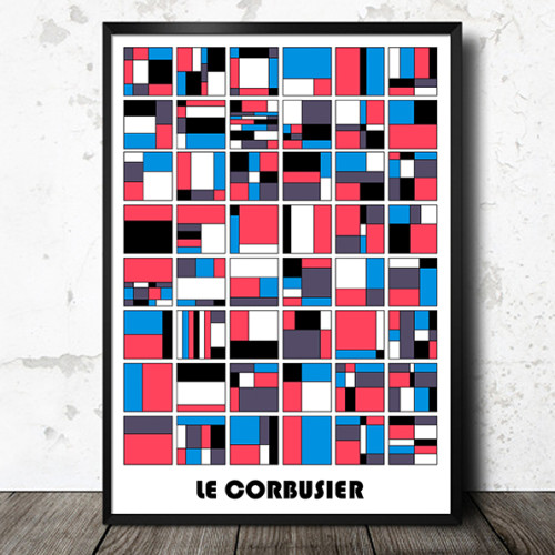 Le_Corbusier_Poster_Home